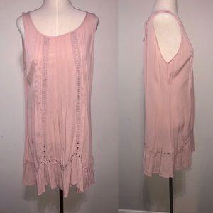 Blu pepper Pink Dress L